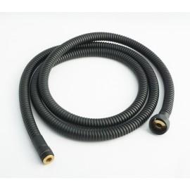 Wąż natryskowy bateii Hiacynt czarny