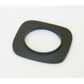 Pierścień pod baterię Hiacynt nero