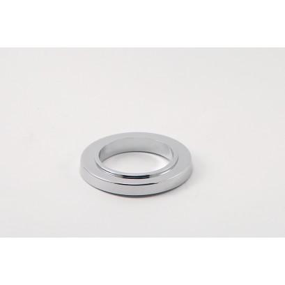 Pierścień ozdobny pod baterie stojące, okrągły