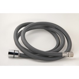 """Wąż nylonowy do baterii zlewozmywakowej z wyciąganą wylewką, 150cm, 1/2"""", M15M"""